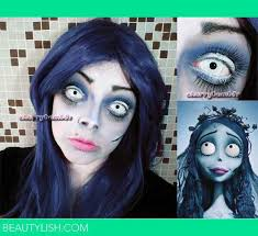 Emily Halloween Costume 34 Images Halloween Face Painting