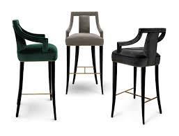 industrial loft bar chair black gage furniture loversiq