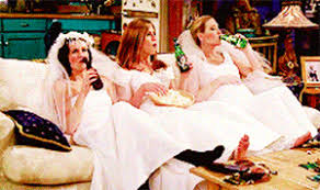 wedding dress cast 13 things that need to happen at the friends cast reunion mtv