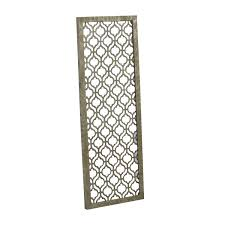 38 off pier 1 imports pier 1 imports trellis metal wall panel