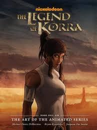 legend korra season 1