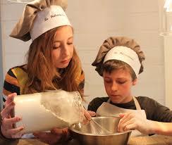 cours de cuisine enfants cours de cuisine la fabricamania
