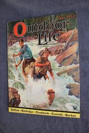 outdoor life june 1934 outdoor life magazine hunting and fishing walter haskell