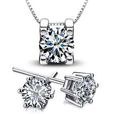 necklace set gift box images Cheap ladies jewellery sets find ladies jewellery sets deals on jpg