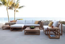 Patio Furniture Warehouse Miami Best Teak Sectional Outdoor Furniture Miami Teak Sectional