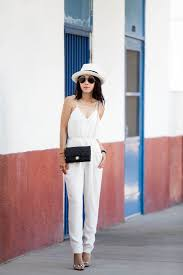 all white jumpsuits white suit fitfabfunmom