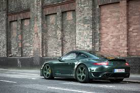 porsche 911 dark green dark green ruf rt35 madwhips