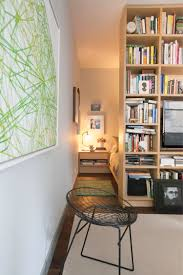 small space living mid century luxury in a 520 square feet