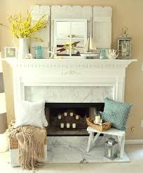 Ways To Decorate A Fireplace Mantel by 10 Fireplace Mantel Décor Ideas Furniture Home Ideas Pinterest