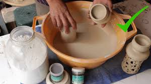 How To Decorate Pot At Home by 4 Ways To Make Ceramics Wikihow