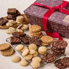 Gourmet Baskets Gourmet Gift Baskets Cookies Brownies And Cakes Dancing Deer