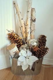 10 winter home decorating ideas diy christmas craft and pinecone