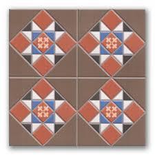 Victorian Mosaic Floor Tiles Richmond Mix Victorian Tiles Porcelain Superstore