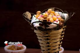 crispy corn chaat cocktail party starter easy snack