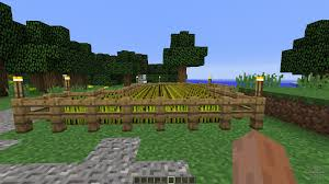 house farm for minecraft