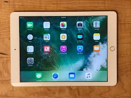 apple 9 7 inch ipad 2017 review notebookreview com there s nothing physically innovative about apple s latest but it breaks new ground by being a high end ios tablet at mid range price with a great screen