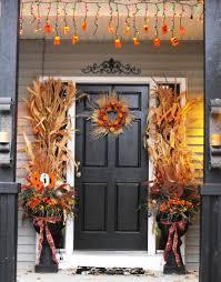 fall door decorations cool fall front door decorations ideas fall front door