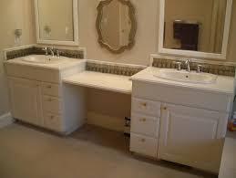 How To Make A Bathroom Vanity How To Make A Backsplash For A Bathroom Vanity Home Design Ideas