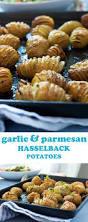 mini garlic u0026 parmesan hasselback potatoes scrummy lane