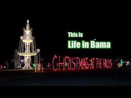 noccalula falls christmas lights 2017 colorful christmas lights and christmas music from noccalula falls