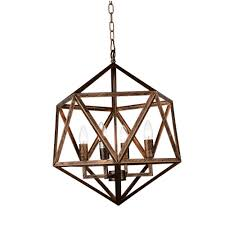 Copper Chandeliers 4 Light Antique Forged Copper Chandelier 9641p20 4 128