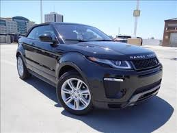 convertible for sale land rover range rover evoque convertible for sale carsforsale com