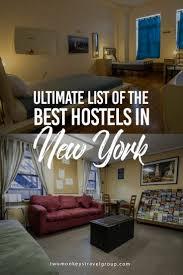 les 25 meilleures idées de la catégorie hostel new york sur