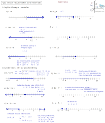 System Of Linear Inequalities Worksheet Solving Absolute Value Equations And Inequalities Solver Jennarocca