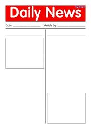 report writing template ks1 newspaper report template ks1 business plan template