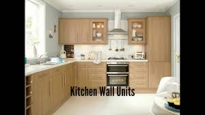 Kitchen Wall Units Kitchen Units YouTube - Kitchen wall units designs