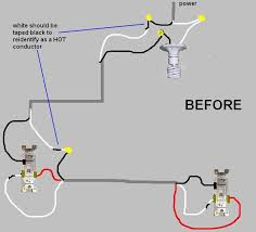 3 way switch to single pole switch electrical page 2 diy