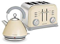 Delonghi Kettle And Toaster Cream Morphy Richards Accents Blue Stainless Steel Kettle Jug U0026 4 Slice