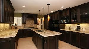kitchen backsplash stone tiles tile backsplash with dark cabinets stainless steel triple storage