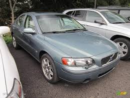 volvo 2002 2002 platinum green metallic volvo s60 2 4t awd 54577235