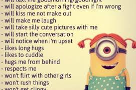 Cute Memes For Boyfriend - boyfriend archives minion quotes and memes memions com