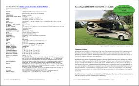 2013 sprinter rv buyer u0027s guide