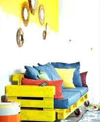 comment fabriquer un canapé en palette deco canape comment fabriquer un canape en palette superbe idee