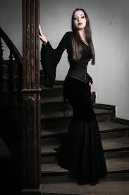 Morticia Addams Dress Tribute Morticia Addams Xii By Agnes Z Garbledville On Deviantart