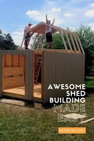 29 best shed plans images on pinterest shed plans storage sheds