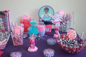 Doc mcstuffins birthday decorations ideas