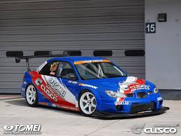 subaru hawkeye wallpaper tomei cusco impreza time attack machine corner balance