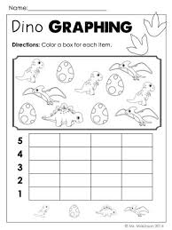 preschool graphing worksheets worksheets