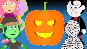 halloween time all ages halloween song u0026 animation youtube