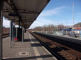 Arnsdorf bei Dresden station