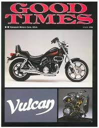 kawasaki history v is for vulcan and v twin