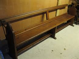 job lot 5 old church pews benches perfect seat height for