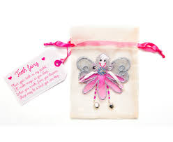 tooth fairy gift tooth fairy pouch gifts for cherish the memory