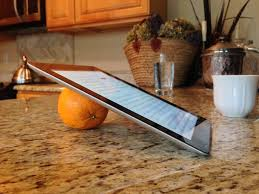 cooking with your ipad or iphone follow these 3 simple kitchen tips