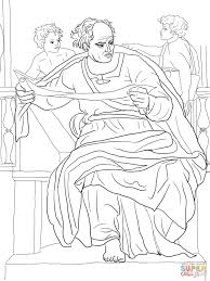 prophet jeremiah coloring pages coloring home