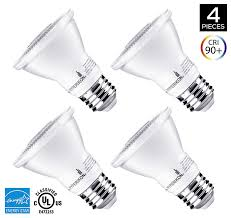 Utilitech Par20 Led by Hyperikon Par20 Led Bulb Dimmable Daylight Glow Amazon Com